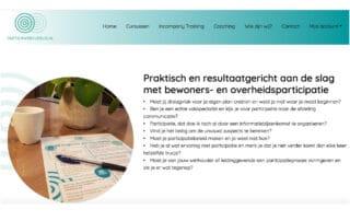 Praktisch en resultaatgericht aan de slag met bewonersparticipatie en overheidsparticipatie. Daarvoor staan we bij Participatiecursus.nl.